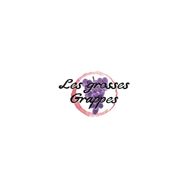 Logo de raisins Les Grosses Grappes