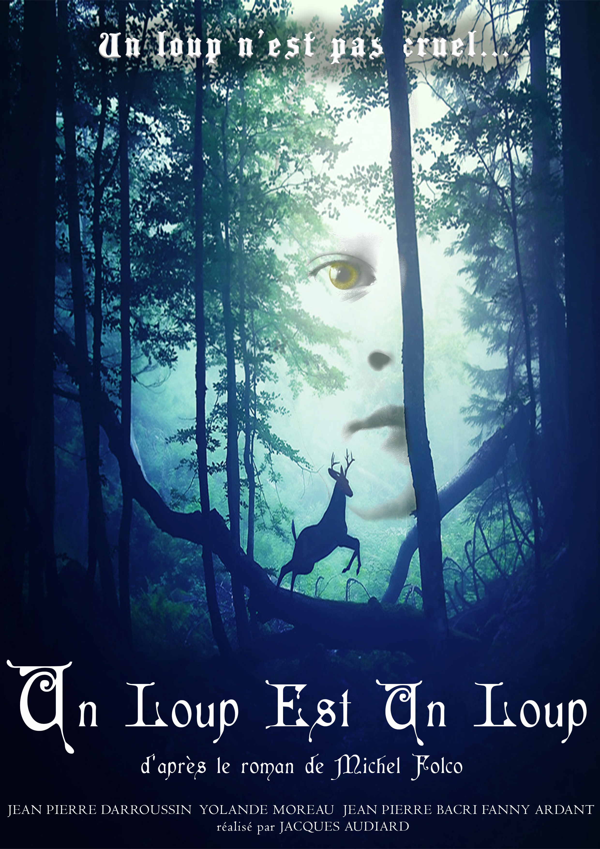 Affiche film enfant-loup